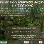 Campo de Voluntariado Ambiental.
