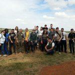 Alumnos del CFMR de Navalmoral de la Mata conocen la riqueza piscícola y la situación medioambiental de las aguas de Extremadura